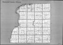 Index Map, Hancock County 1990